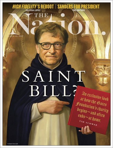 Give To The Rich: The Bill Gates Charity Paradox – The Commoner Call
